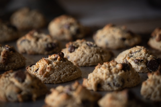 The Cookie Break - Chocolate Almond Cookies